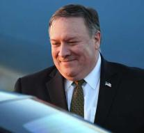 Pompeo: progression in negotiations with Kim Jong-un