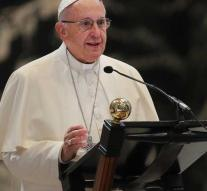 Pope compares abortion with rent murder