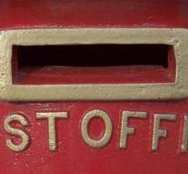 Postman has sex with letterbox