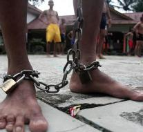 President Indonesia: executing drug traffickers