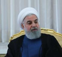 President Iran keeps door ajar to US