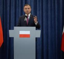 President Poland in talks with High Court