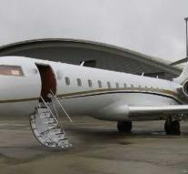 Private jet full of cocaine lands in England