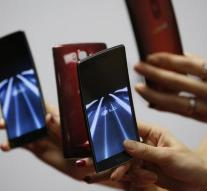 'Proliferation of new smartphone models'