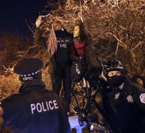 Protest Chicago after video shooting agent