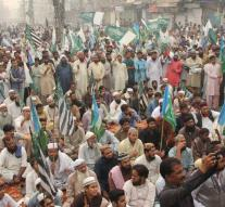 Protests after acquittal Pakistani Christian