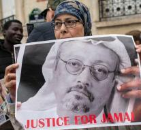 Protests against coming Saudi Crown Prince