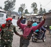 Protests are increasing in Congo capital