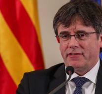 Puigdemont candidate European elections