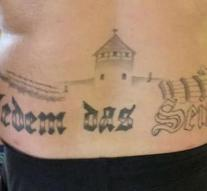 Punishment for German politician to Nazi tattoo