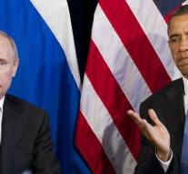 Putin and Obama speak another four minutes