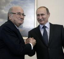 Putin: Nobel Peace Prize for Blatter
