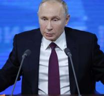 Putin: things are going well with Russia