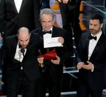 PwC accountant blundered with envelope Oscars