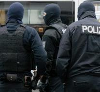 Raid in Berlin mosque for terror suspicion