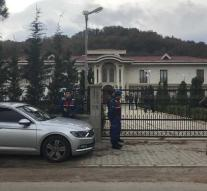 Raid in Turkish villa in Khashoggi case