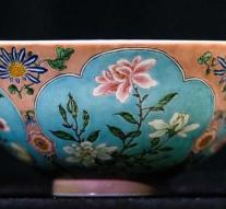 Rare Chinese bowl yields 24 million