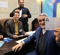 Record number of Iranians want in parliament