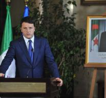 Renzi wants rapid accession of Albania and Serbia