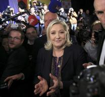 Research into Le Pen after tweets IS-decapitation