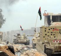 Resistance in Sirte IS turns stiff