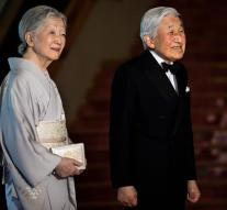 Retirement Japanese emperor (83) is being prepared