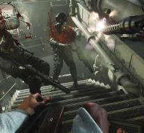 Review: Wolfenstein II The New Colossus (Nintendo Switch)