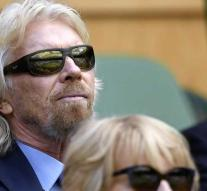 Richard Branson makes space flight this summer