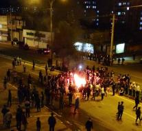 Riots in Diyarbakir after elections