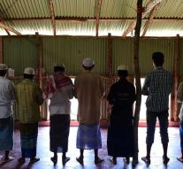 'Rohingya battle group committed mass murders'