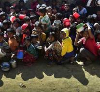 Rohingya continue to flee Myanmar