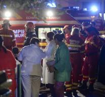 Romanian nightclub explosion death toll now 38