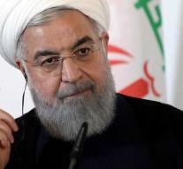 Rouhani warns Trump