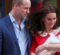 Royal family ready for christening Louis