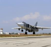 Russia : Agreement on aviation safety Syria