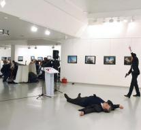 Russia and Turkey continue after death ambassador