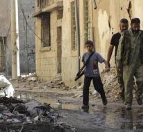 Russia bombed IS targets in eastern Syria
