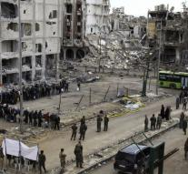 Russia denies war crimes in Syria