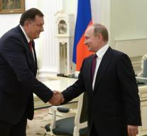 Russia supports referendum Bosnian Serbs