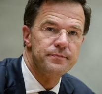 Rutte at 'voortop' EU in Brussels