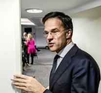 Rutte relieved about the Brexit delay