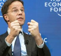 Rutte supports terminating nuclear weapons treaty
