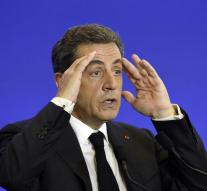 Sarkozy emerges in drug research
