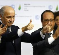 Satisfied responses to climate deal
