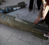Saudi Arabia stop using cluster munitions