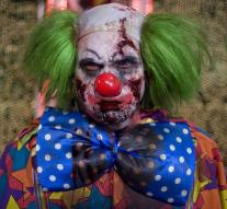 Scary clowns terrorize now Australians