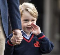 School British Prince George better protected