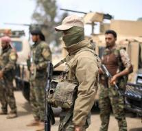 SDF resumes offensive against IS terror group