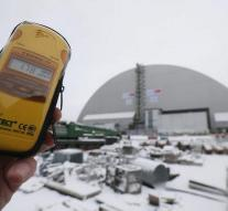 sealed 'Nuclear wound' of Chernobyl