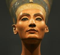 Search for burial chamber Nefertiti